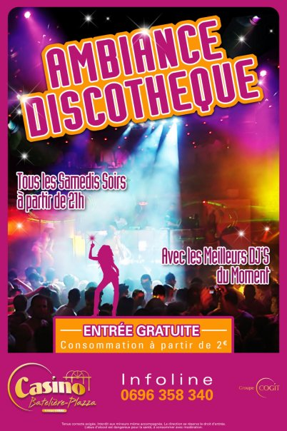 Ambiance Discotheque