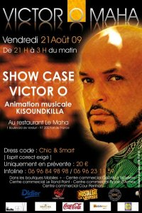 21 aout victor o mque