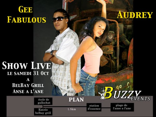 Show Live Buzzy Events