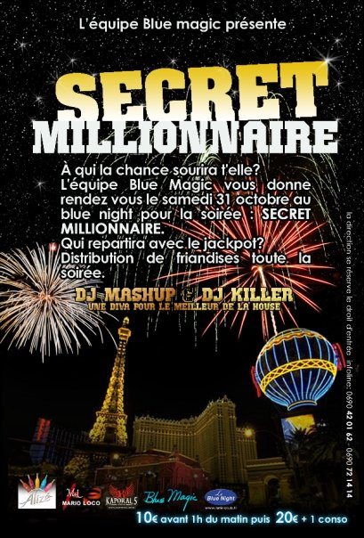 Secret Millionnaire