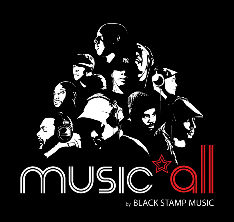 Black Samp Music All Album