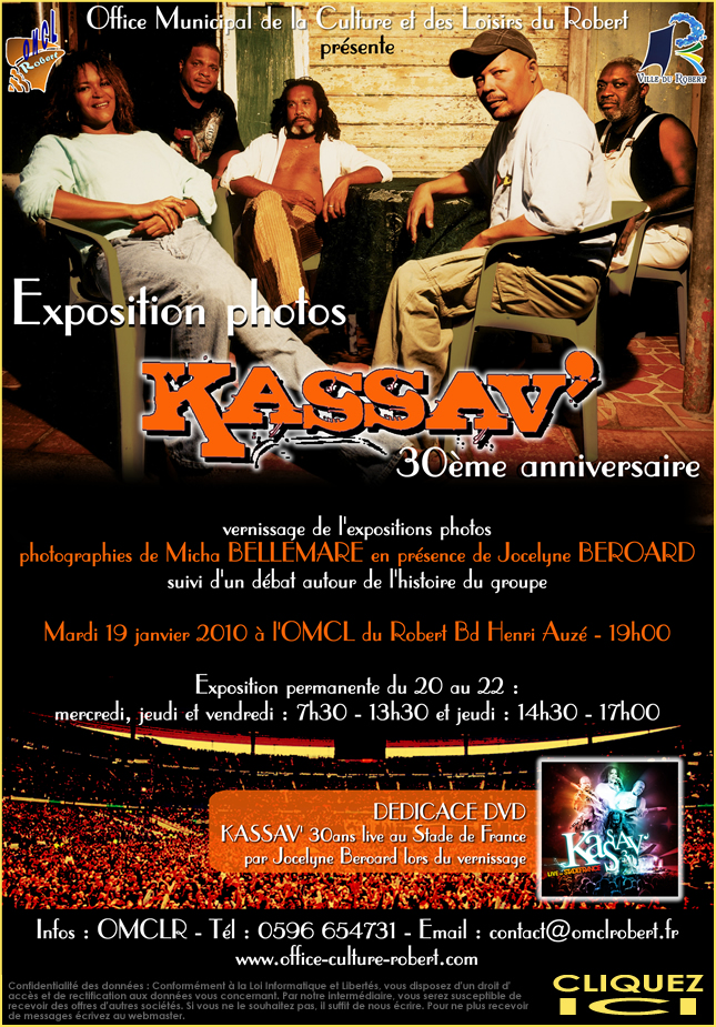 Expo Photos Kassav'