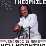 Rony Théophile en concert au New Morning