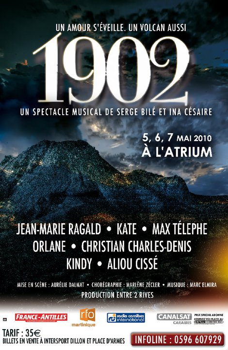 1902 – Spectacle Musicale
