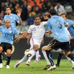 Mondial 2010 – France vs Uruguay match nul