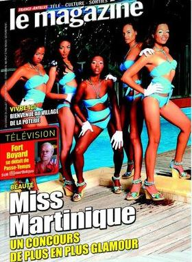 Miss Martinique 2011-en-couverture