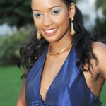 Ericka Aly est Miss international Guadeloupe 2010