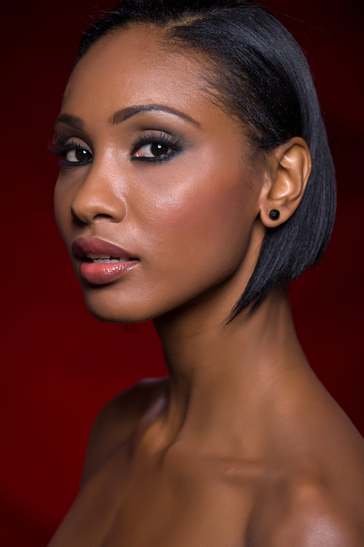 Latoya Woods for Miss univers 2010-2011
