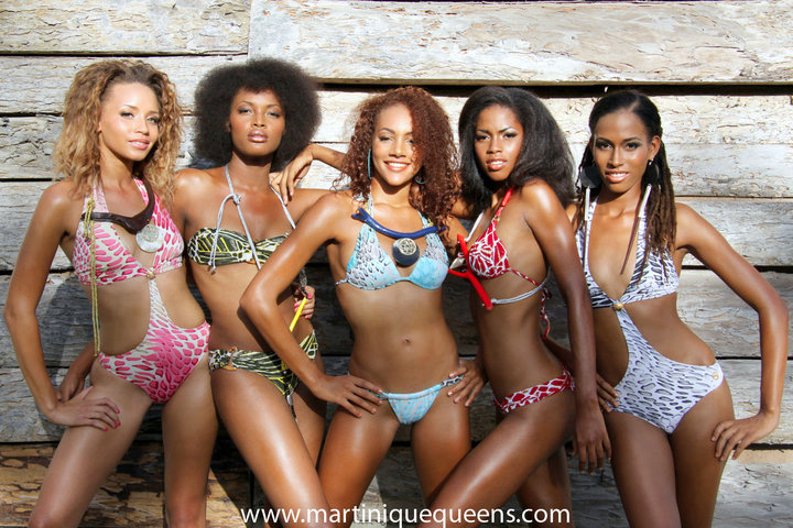 Martinique queens la course aux couronnes internationales