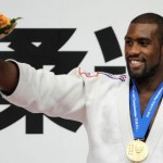 Teddy Riner : quadruple champion du monde