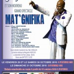 Guy Vadeleux et son nouveau grand spectacle : MAT'GNIFIKA