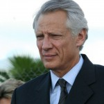 Dominique de Villepin en Martinique