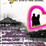 Saint-Valentin : Le Martinique Foyal Zouk