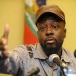 Hati : Election prsidentielle 2011 &#8211; Wyclef Jean blss par balle