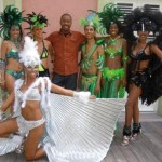 Martinique Queens clbre le carnaval 2011