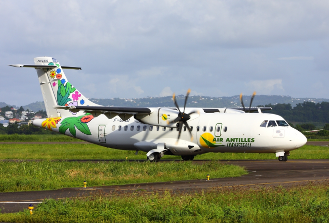 air-antilles-express-greve